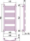 BOHEMIA ARC 1000x400